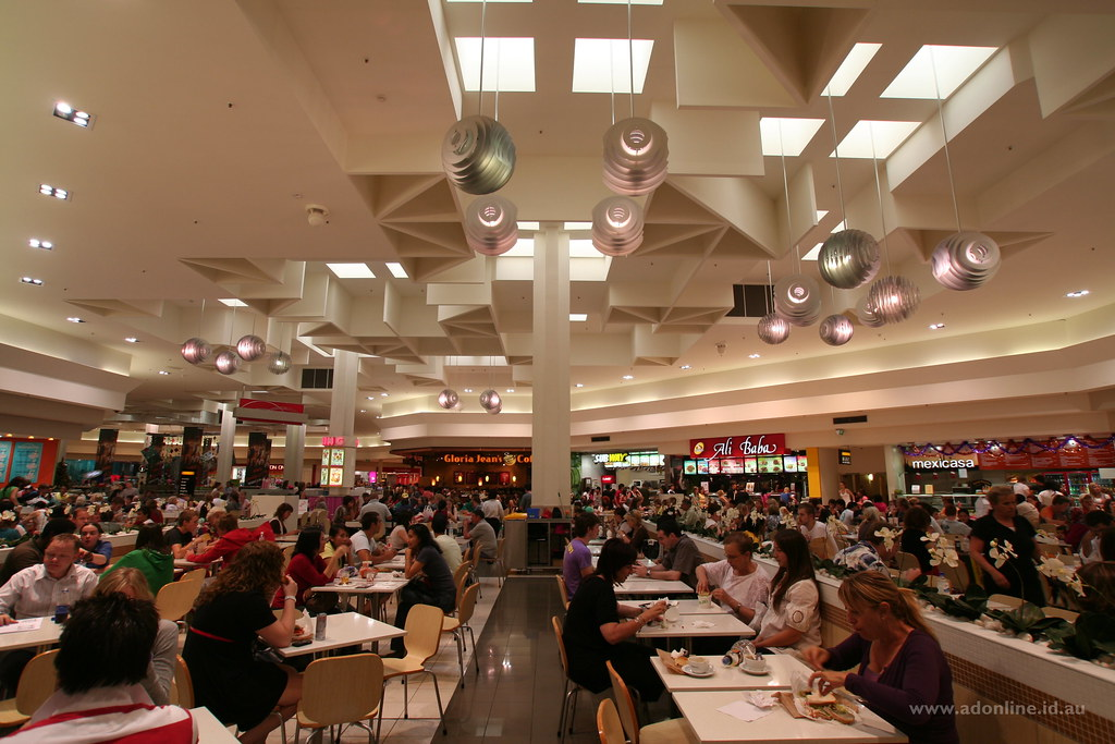 Chadstone Food Court Map