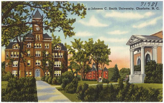 23 Johnson C Smith University Charlotte N C Flickr Photo Sharing