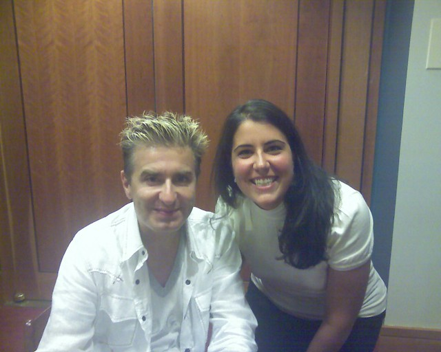 Jean-Yves Thibaudet and I