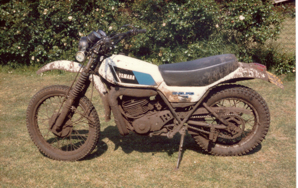 dt250mx yamaha dt 250 mx around 1978 won a bronze at the. Black Bedroom Furniture Sets. Home Design Ideas