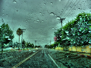 Listen to the pouring rain, Listen to it pour....:) | by Mine Beyaz