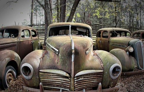 Old cars in HDR | by minds-eye