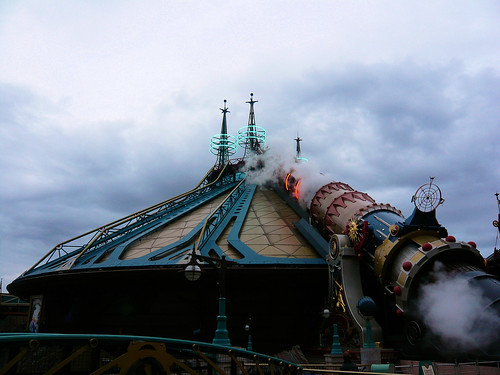 Space Mountain | by DocChewbacca