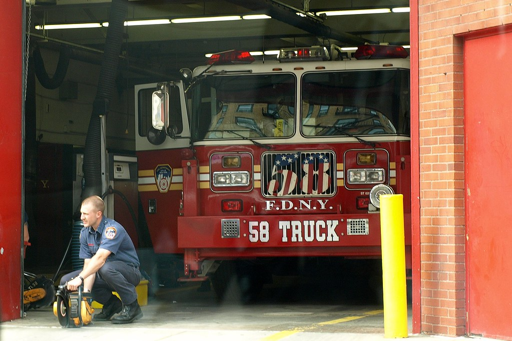 Fdny Ladder Truck