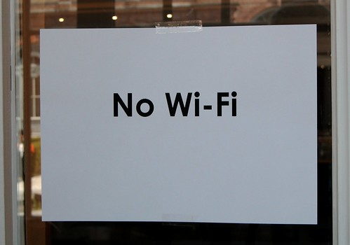 No Wi-Fi | by iay