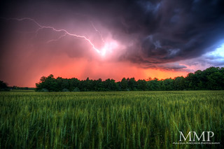 Lightning - in HDR | by Malcolm MacGregor