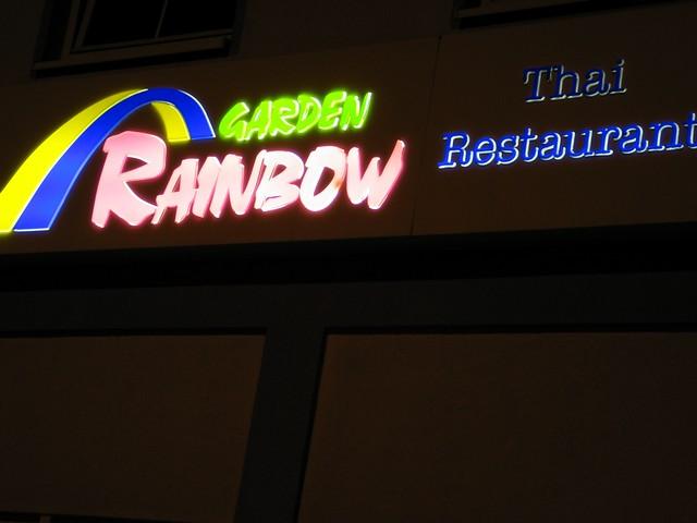 Rainbow Garden Restaurant At Rainbow Garden Thai