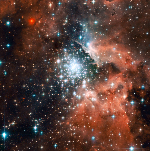 Star Cluster NGC 3603 | by Image Editor