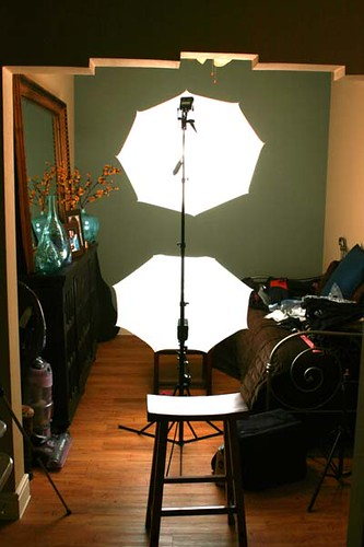 how to set up lighting for facecam