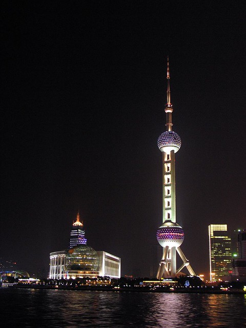 China-8059 - Oriental Pearl TV Tower | PLEASE, NO ...