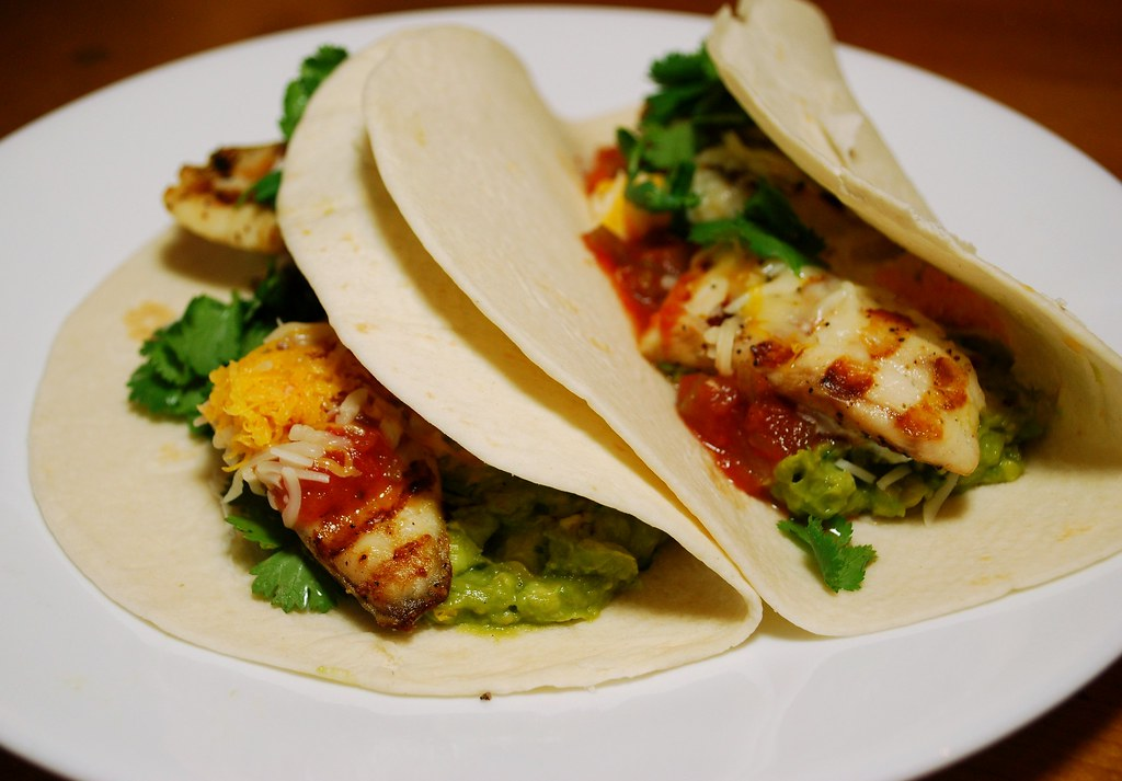 Grilled Fish Tacos | Here's my recipe! www.vintagevictuals ...