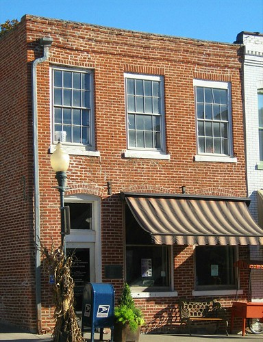 Storefront With Awning Amp 3 Windows A Charming Old