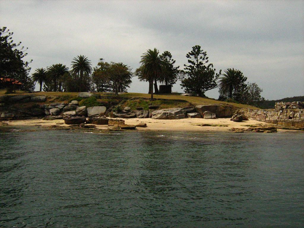 shark island sydney harbour national park australia flickr. Black Bedroom Furniture Sets. Home Design Ideas
