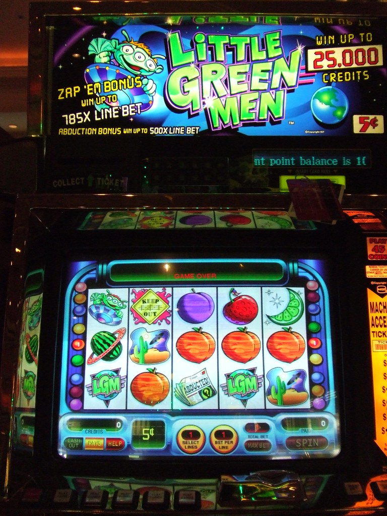 casino slot jobs in las vegas