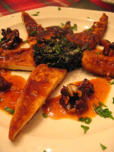 tofu_marsala with chanterelle mushrooms | by tofu666
