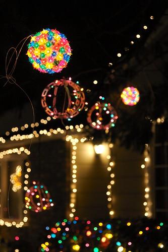 San Carlos Christmas Lights