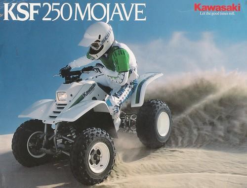 Kawasaki Mojave