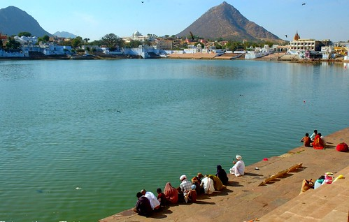 Pushkar  - I Ghat | by Tati@