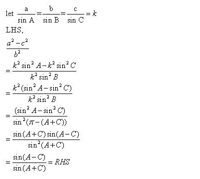RD-Sharma-Class-11-Solutions-Chapter-10-sine-and-cosine-formulae-and-their-applications-Ex-10.1-q10