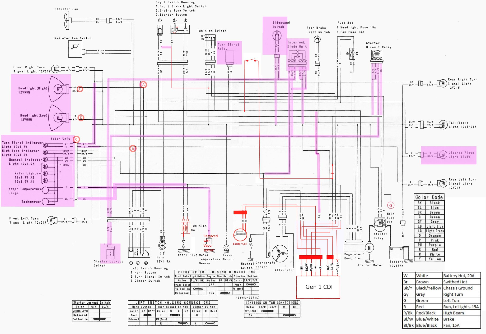 Hyundai Veracruz Wiring Diagram besides Klr 650 Wiring Diagram also Honda Fit Timing Diagram likewise 92 Toyota Pickup Fuel Pump Location moreover Polaris Sportsman 500 Fuse Box. on 2008 klr650 fuel filter location diagram