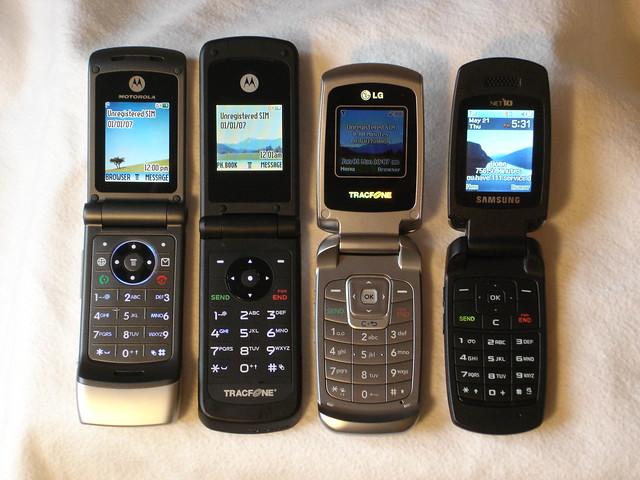 Tracfone LG Models