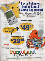 Game Boy Pokemon ad | by goggle5