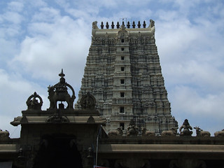 Sri Ramanatha Swamy Temple-Rameshwaram