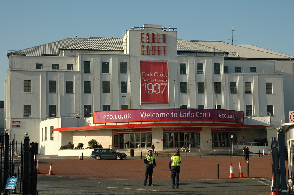 Earls Court Exhibition Centre SW5 | Earls Court Exhibition ...