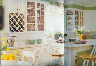 vintage kitchen | by Jane Little