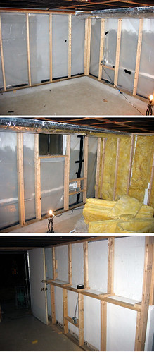 framing and insulating | by blakespot