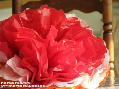 Mexican tissue paper flower 2 tissue paper flowers i love flickr mexican tissue paper flower 2 by pink paper peppermints mightylinksfo