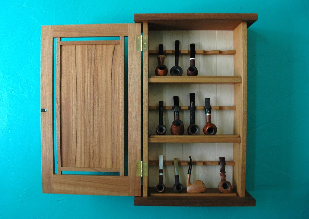 ... Pipe Cabinet Open | By Sweetie Pie Press