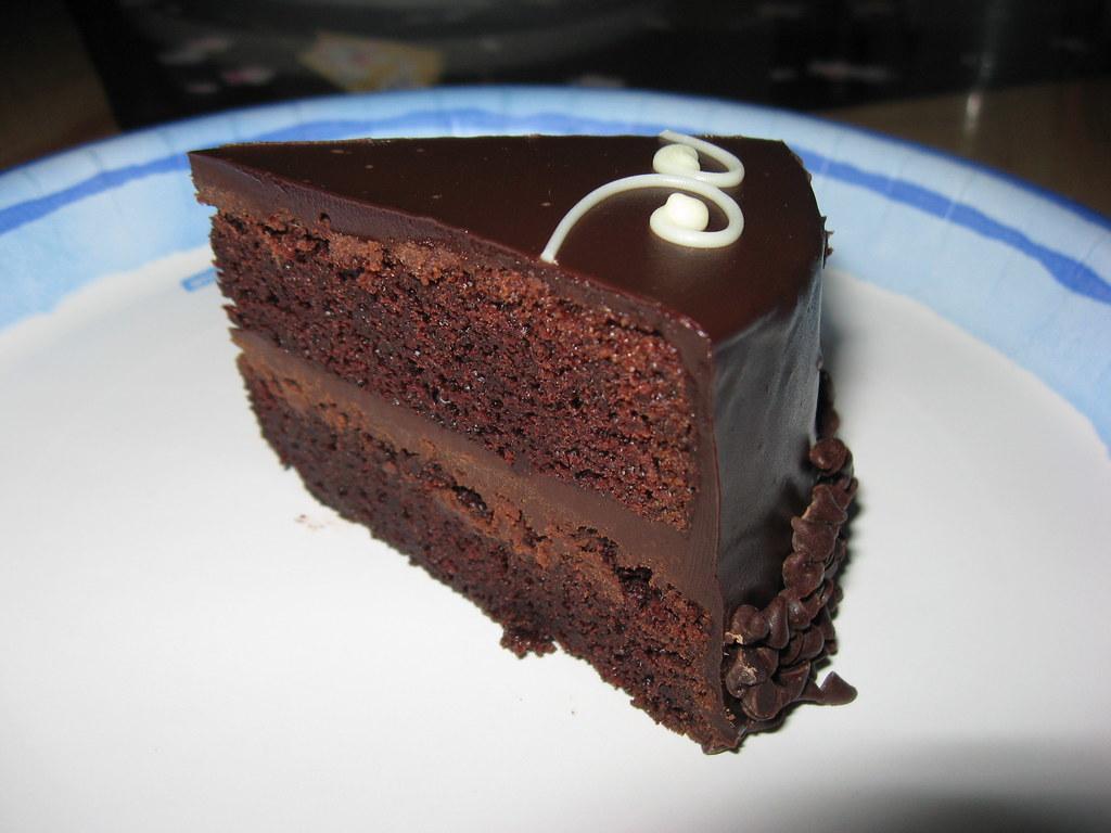 Whole Foods Market: Chocolate cake slice | Whole Foods Marke ...