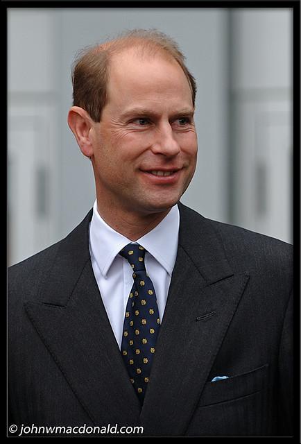 HRH Prince Edward, Earl of Wessex