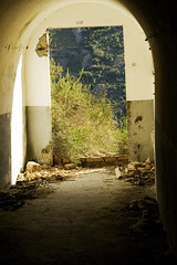 No need to run, no need to hide (inside an abandoned military bunker near Komiza, Croatia) | by Load.Error