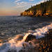 Otter Cliffs sunrise
