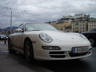 Porsche in Salzburg, Austria | by They call me Mike D.
