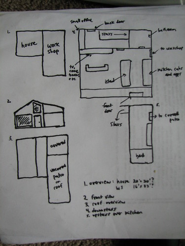 primitive house plans raleighdouggg flickr