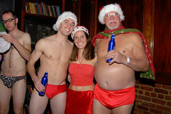 013 Santa Speedo Run 2007