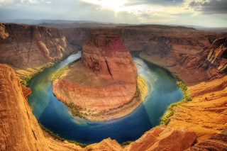 Horseshoe bend | by Wolfgang Staudt