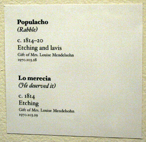 How To Label Artwork in an Exhibition