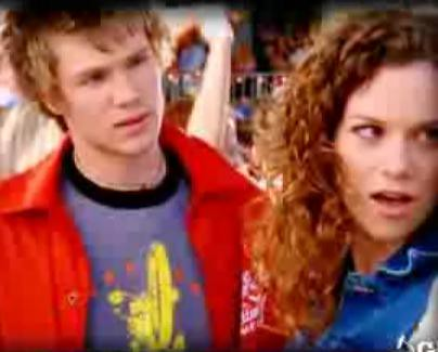 Lucas and Peyton before One Tree Hill! | Chad Michael ...