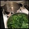 #blanched #rapini #homemade #CucinaDelloZio -