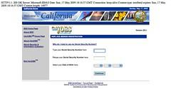 Job seeker registration