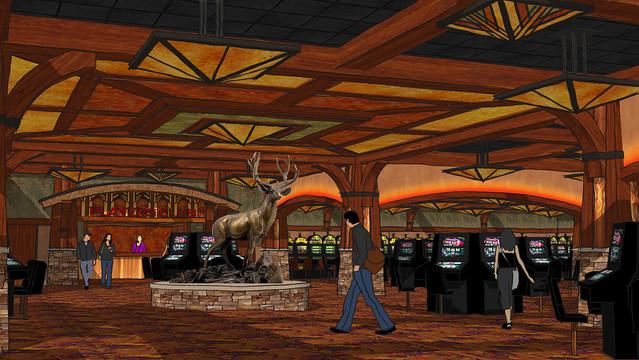 Interior Casino Design | Casino Concept Design | Lodge Sty ...