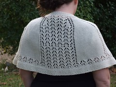 Back View Shawlette | by meg's my name