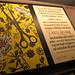 Doris Lessing's Nobel diploma