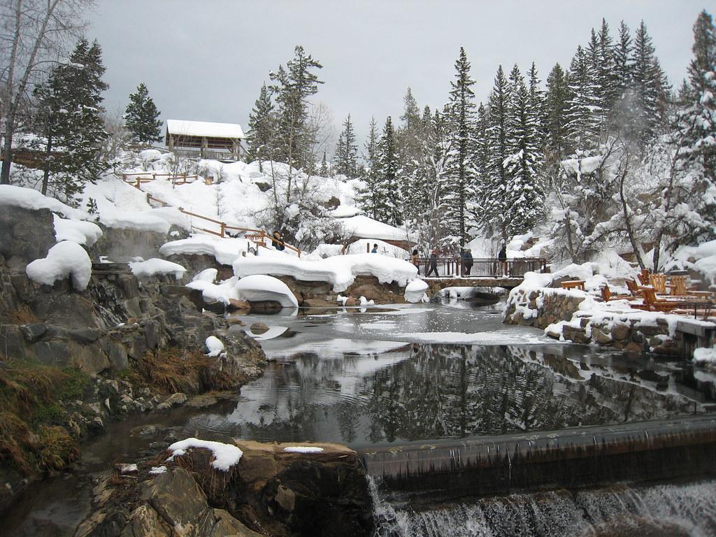 Free Natural Hot Springs Colorado