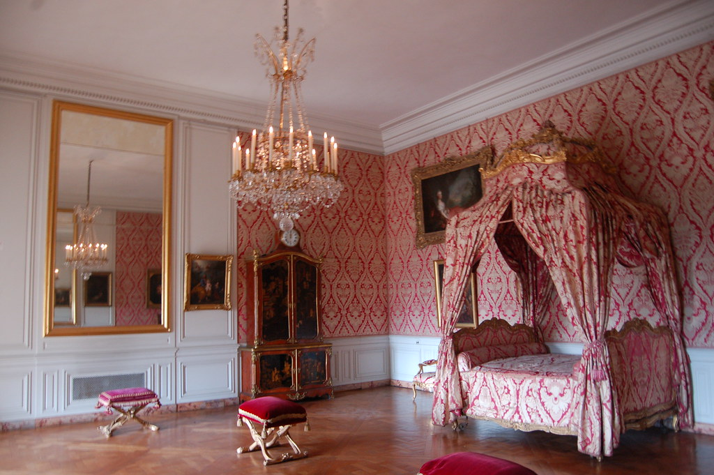 Palace Of Versailles White Room