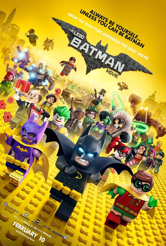 The LEGO Batman Movie - Poster 4